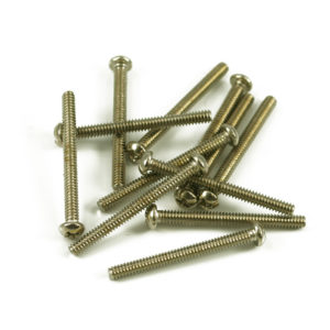 INTONATION SCREWS BASS BRIDGES