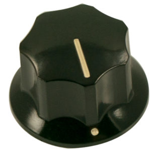 LARGE SKIRTED KNOB