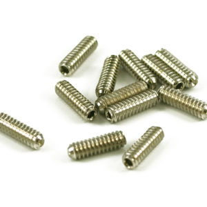 STANDARD SERIES BASS SADDLE HEIGHT SCREWS (12)