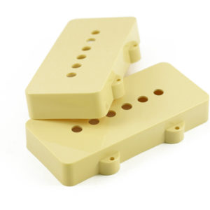 JAZZMASTER PICKUP COVER SET