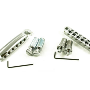 METRIC TUNEOMATIC & TAILPIECE SET