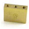 FAT BRASS TREMOLO BLOCKS