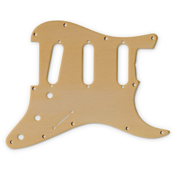 Aluminum Pickguard For Fender Stratocaster 1962