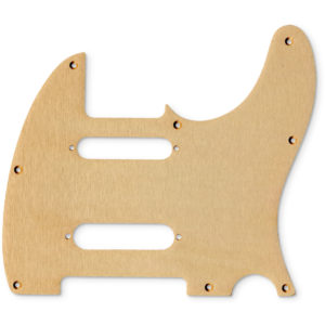 Replacement Anodized Aircraft Aluminum Pickguard For Fender Telecaster Nashville