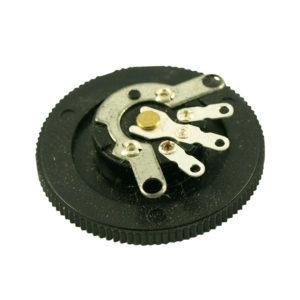 Thumbwheel Potentiometer 500 kohm