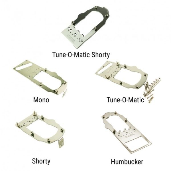 Stage I Fender® American Standard Telecaster® Adapter Kit For Bigsby® B5