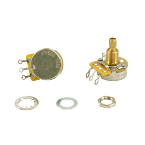 Custom Modified 450 Series ±9% Tolerance 550 kohm