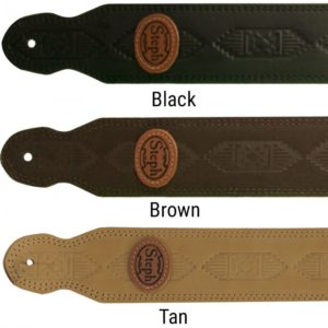 Nubuck Leather Handmade Straps