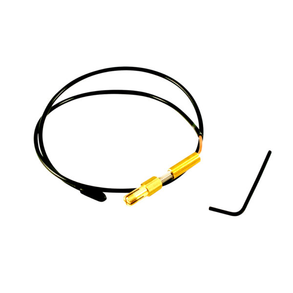 Jack Installation Tool For Hollow Body Or Acoustic Guitars