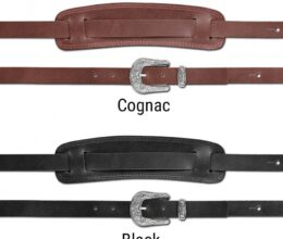 Thick Cyclone Leather Handmade Straps