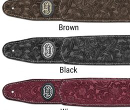 Padded Country Style Handmade Straps