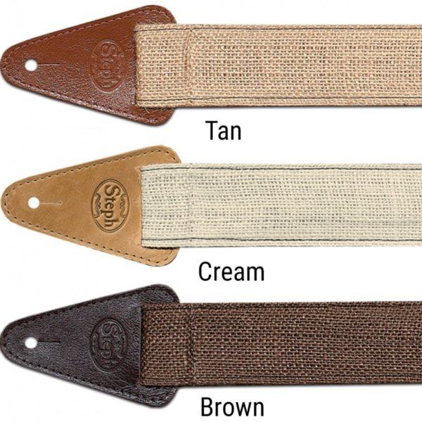 Burlap Handmade Straps