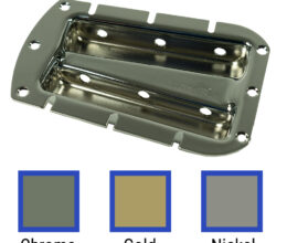 3 On A Plate Deluxe Series Tuning Machine Tray For Fender® Champion®