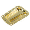 4 On A Plate Deluxe Series Tuning Machine Tray For Fender® Stringmaster® Gold
