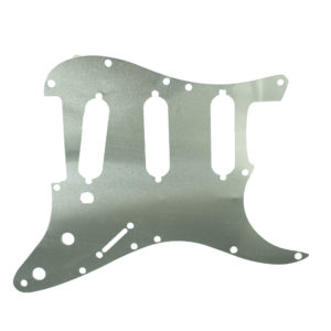 Universal Aluminum Ground Shield For Fender® USA Stratocaster® Pickguards