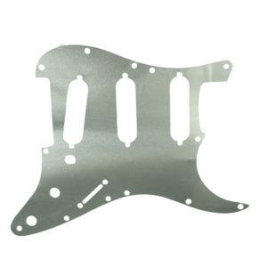 Universal Aluminum Ground Shield For Fender® USA Stratocaster® Pickguards