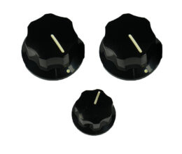 Replacement Knob Set For Fender® Jazz Bass®