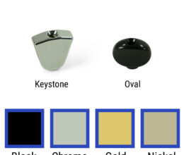 Replacement Button Set For Revolution Series Tuning Machines