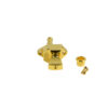 Vintage Diecast Series Firebird® Tuning Machines - Single Treble Side Machine Gold