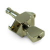 Vintage Diecast Series Firebird® Tuning Machines - Single Treble Side Machine Nickel