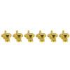 Vintage Diecast Series Firebird® Tuning Machines - 6 In Line Machine Gold