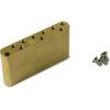Milled Brass Left Hand Sustain Block For Vintage Tremolos