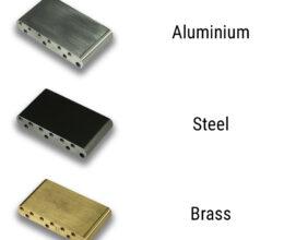 Milled Aluminum