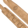 Thick Soft Cowhide Handmade Strap Tan